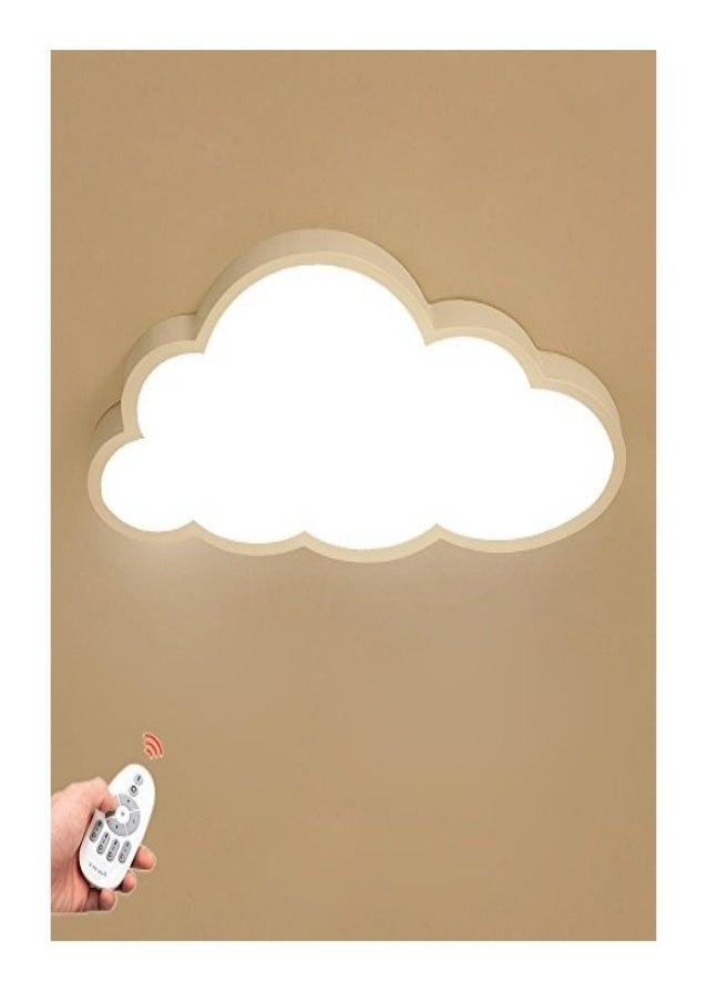 Deckenleuchte LED ultradünne 5 cm Kreative Wolken ...