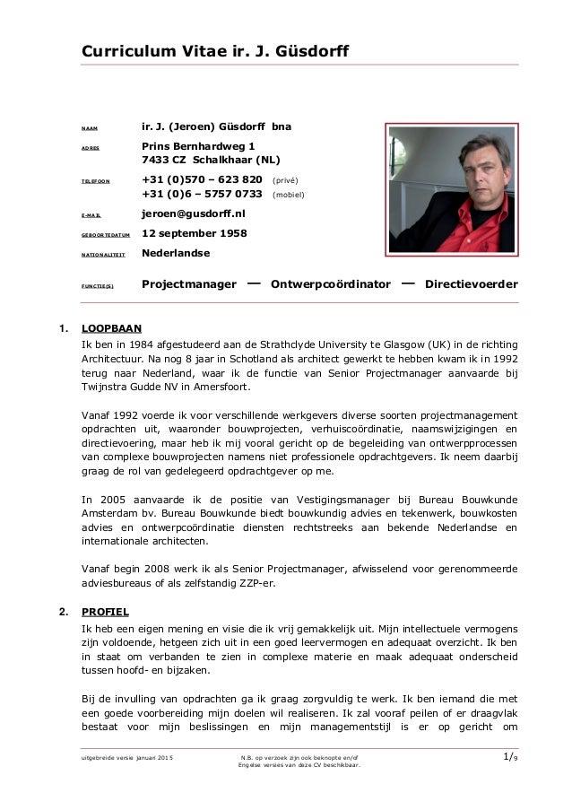 cv j g u00fcsdorff - 2015-01 - nl