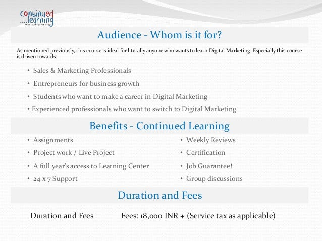 100% - Job Guarantee! Become employable, not just certified! That is our motto. One of the most important reasons a studen...