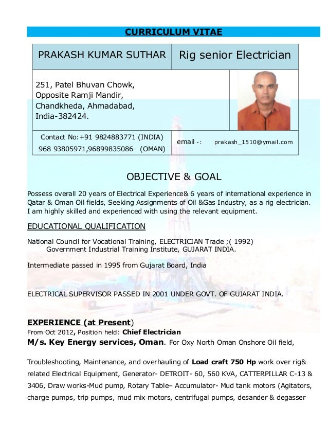 PRAKASH updated resume