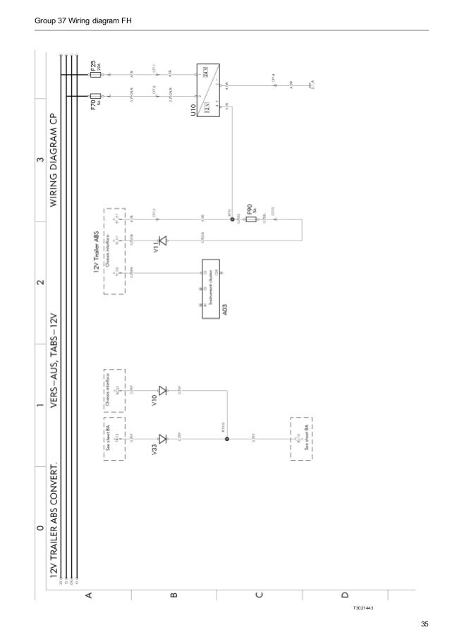 08 volvo tractor for trailer wiring diagram block and schematic rh lazysupply co