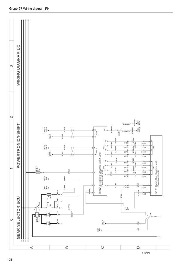 volvo wiring diagram fh rh slideshare net Volvo FH12 Volvo NH12 USA
