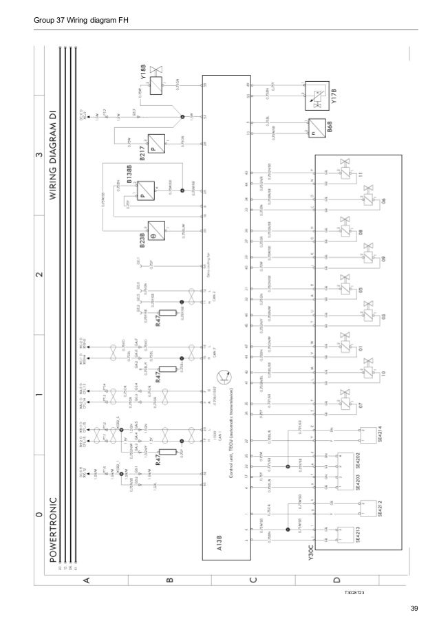 volvo wiring diagram fh group 37 wiring diagram fh t3028723 39