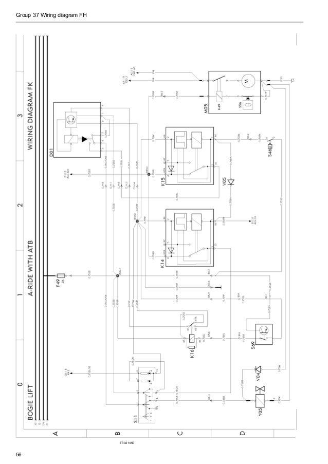 volvo vnl wiring diagram