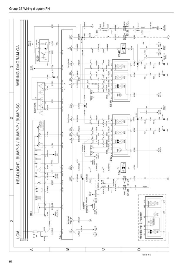 Wiring Diagram Fh Volvo Home Wiring Diagrams – Volvo Wiring Diagrams