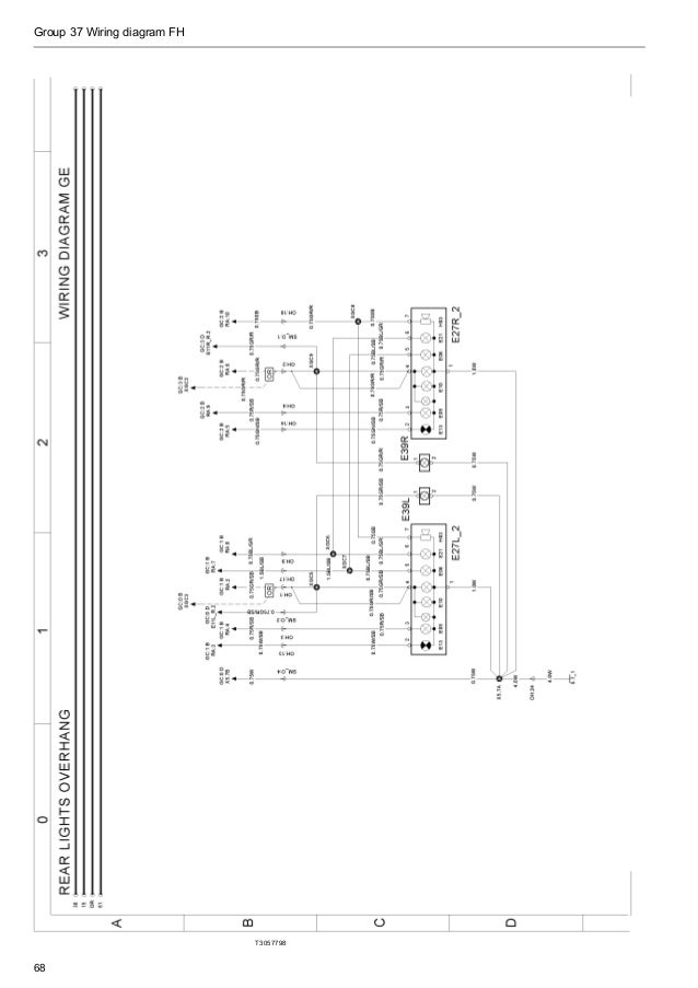 Group 37 Wiring Diagram Fh T3057798 68: Volvo Wiring Diagram Color Codes At Jornalmilenio.com