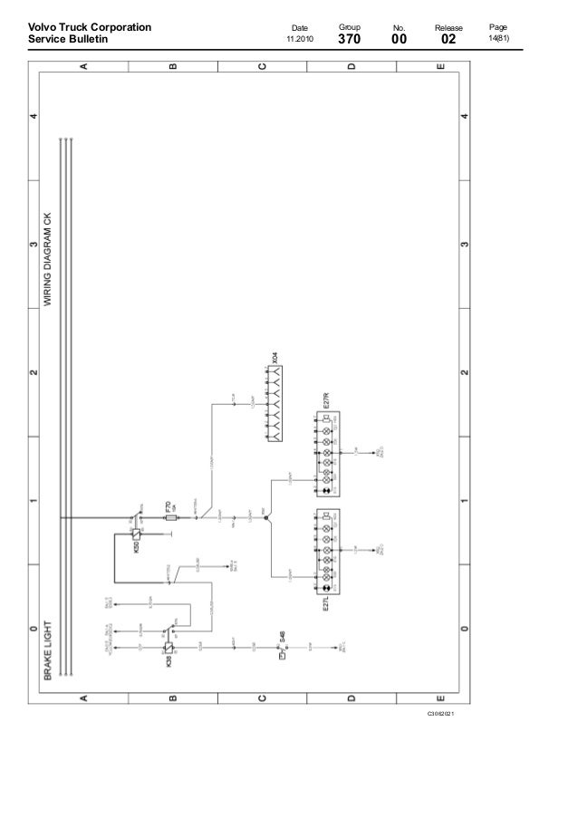 volvo wiring diagram vm | Volvo Truck Tail Light Wiring |  | SlideShare
