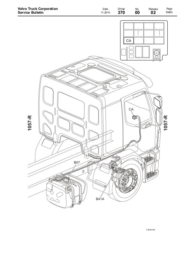 volvo truck radio wiring diagram
