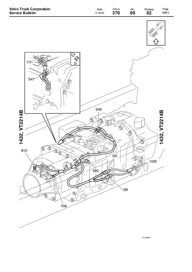 Volvo B12 Wiring Diagram Wire Center