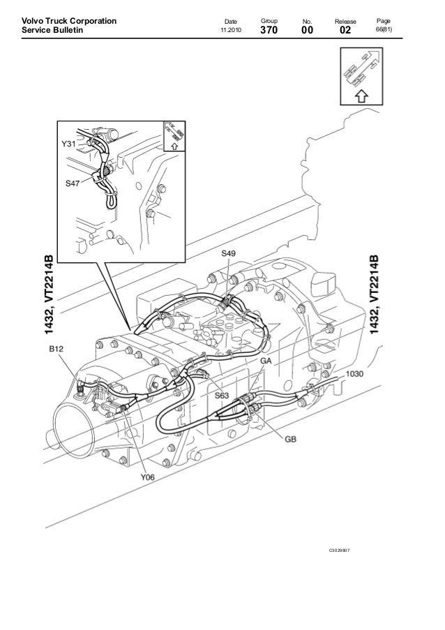 Volvo B12 Wiring Diagram - Wiring Diagram Liry on