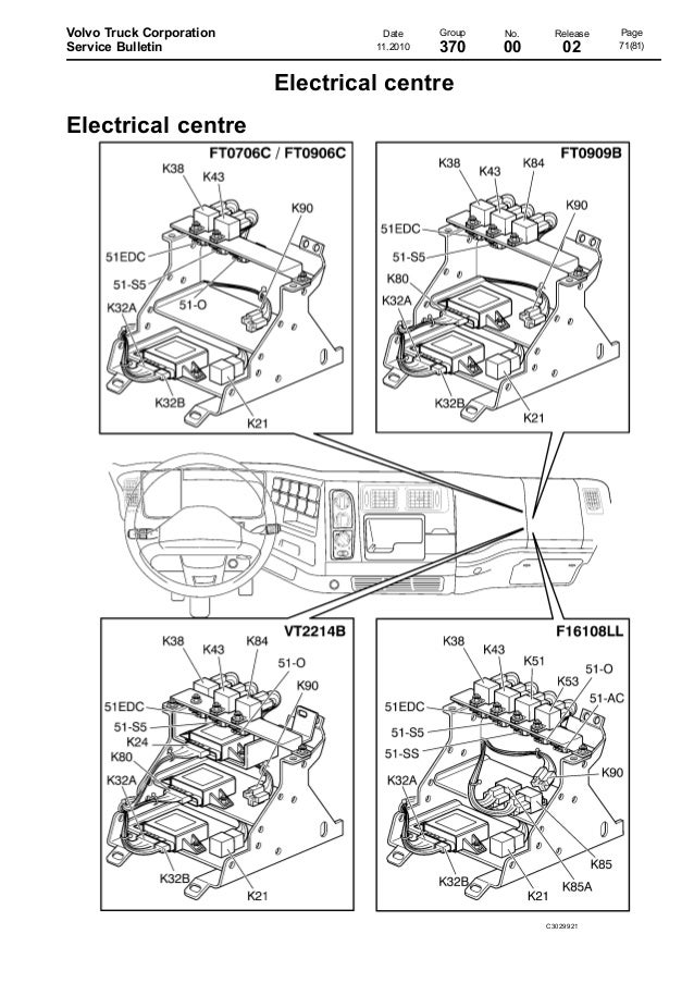 2001 Volvo Penta Wiring Diagrams Volvo D13 Engine
