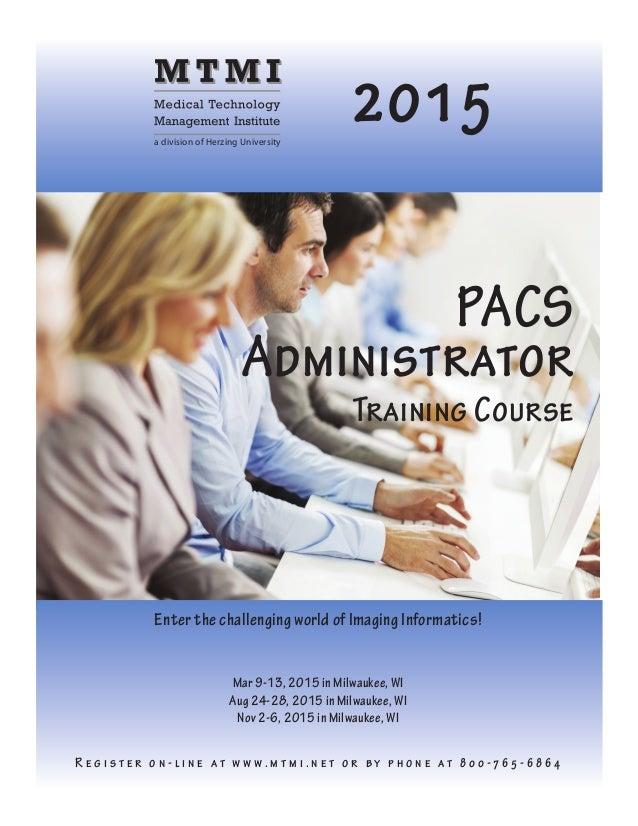 Mtmi Pacs Course