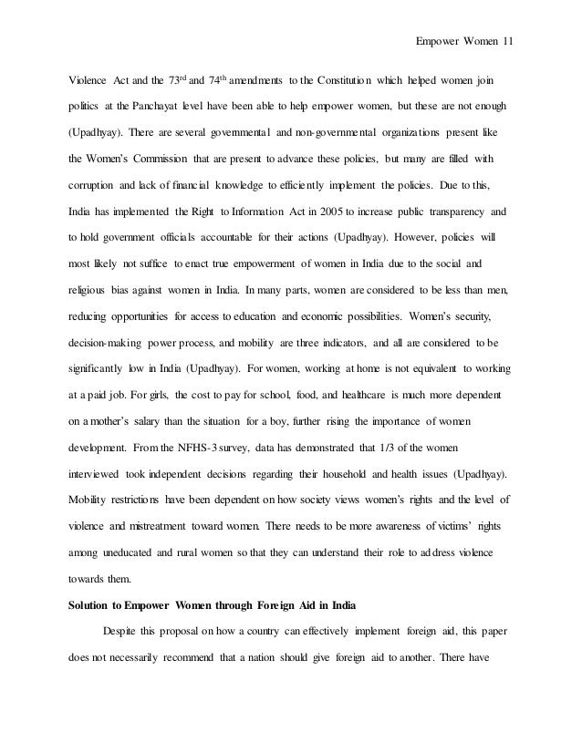 easy research paper bibliography format