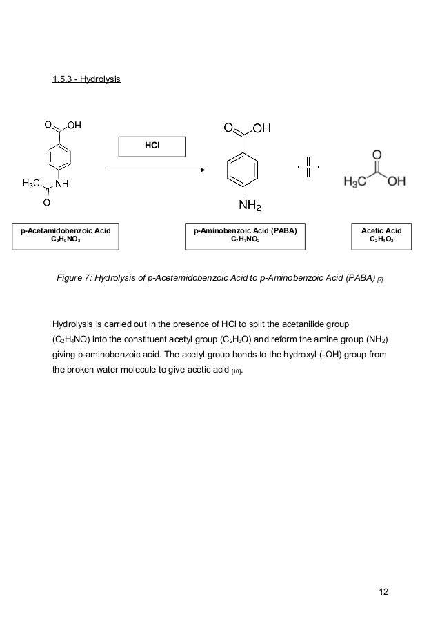 4Aminobenzoic acid  C7H7NO2  ChemSpider