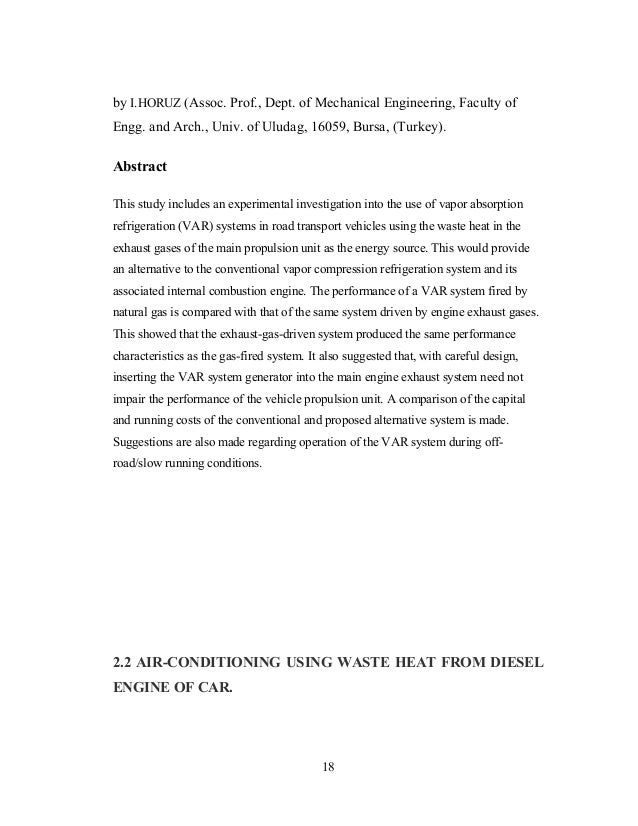 Cheap write my essay the study of solar absorption air-conditioning systems