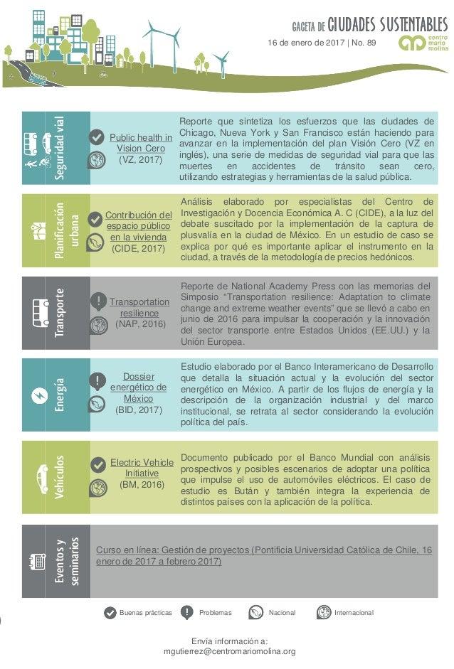 SeguridadvialPlanificación urbana TransporteEnergíaVehículosEventosy seminarios Envía información a: mgutierrez@centromari...