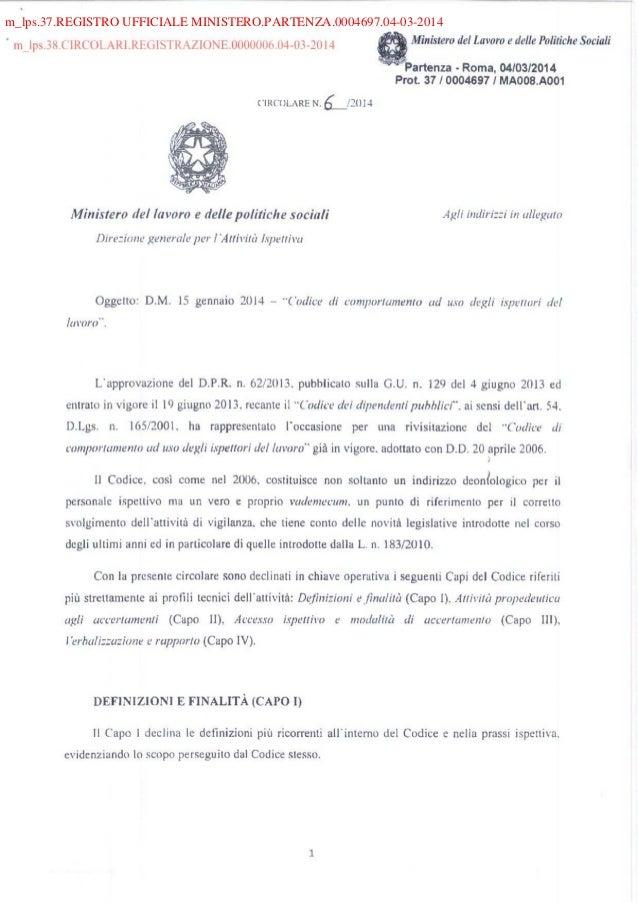 m_lps.37.REGISTRO UFFICIALE MINISTERO.PARTENZA.0004697.04-03-2014