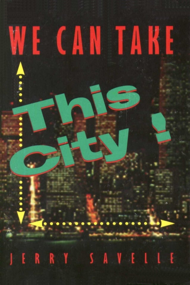 89093038 We Can Take This City Jerry Savelle
