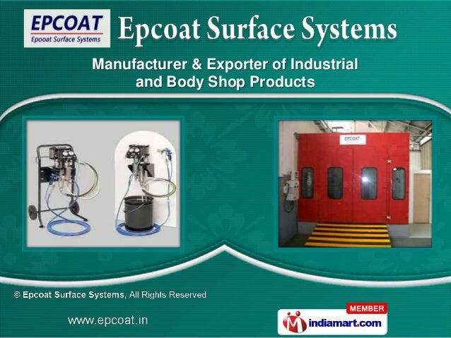Manufacturer & Exporter of Industrial     and Body Shop Products