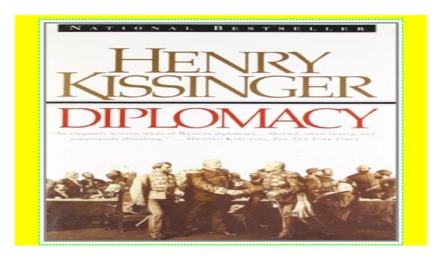 Diplomacy ebook$