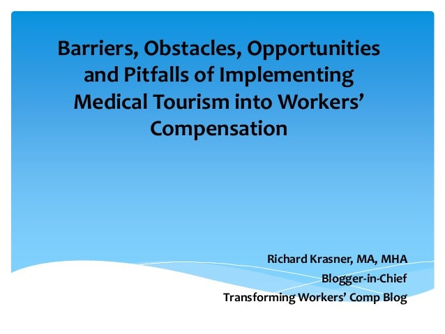 Removing implementation barriers