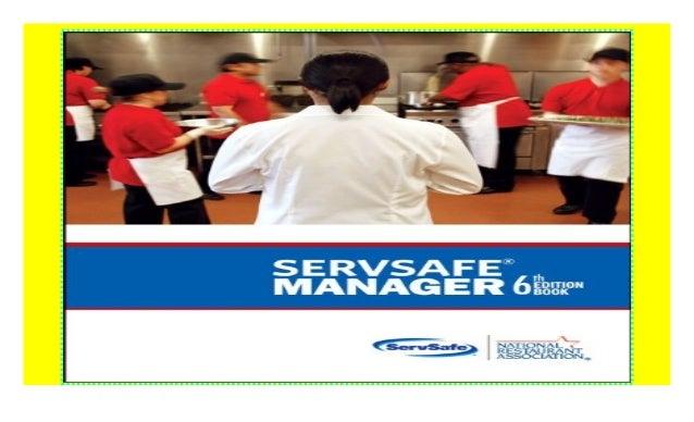 ServSafe Manager with Answer Sheet ((Download))^^@@