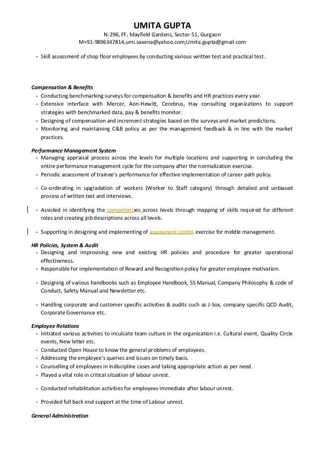 CV Umita