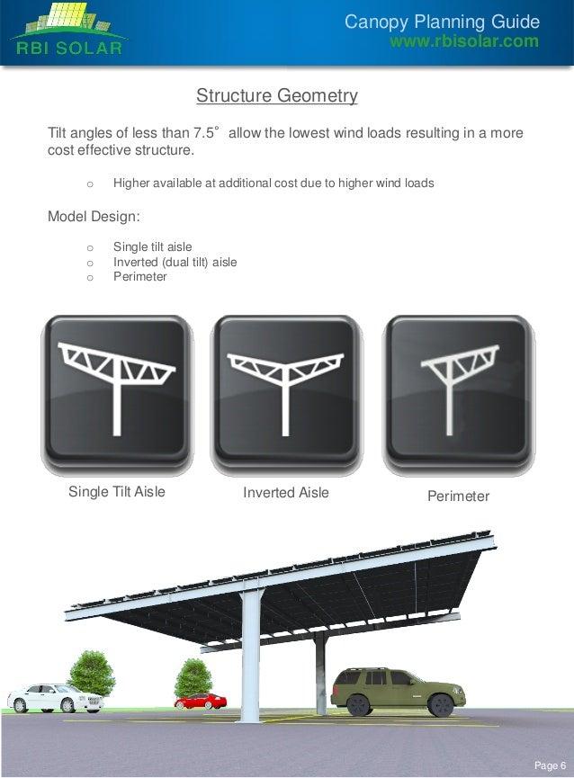 ... 7.  sc 1 st  SlideShare & RBI Solar - Canopy Planning Guide