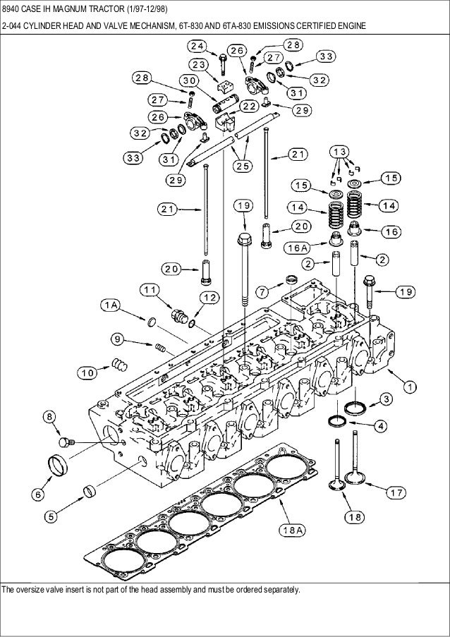 International 454 Parts Diagram