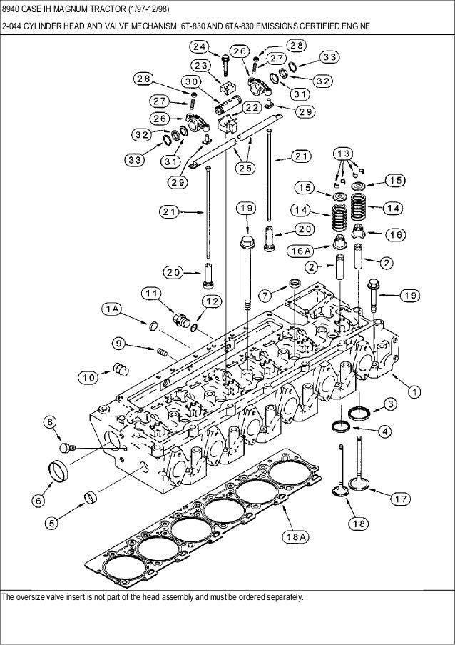 case ih tractor parts diagram online