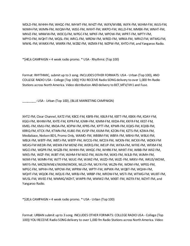 Table Media Distribution Agreement
