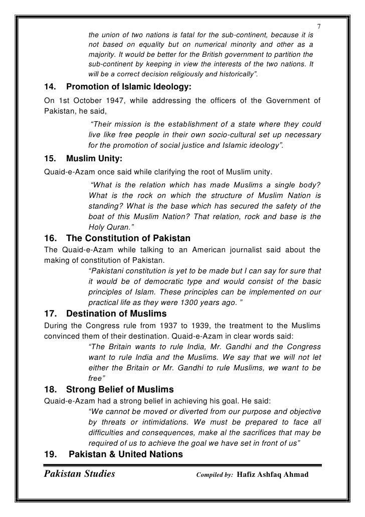 Religion in Pakistan