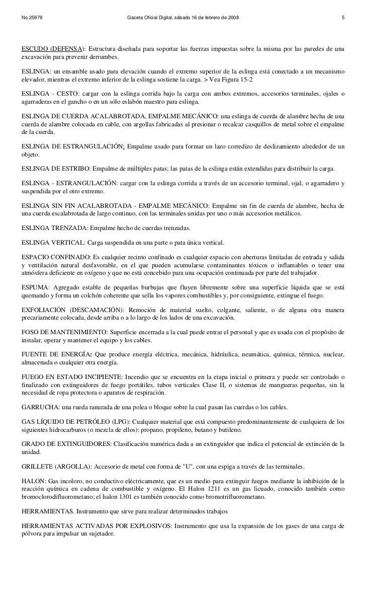 Reglamento de Seguridad de Panamá
