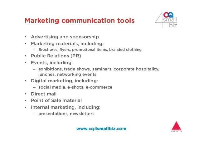 Marketing communication toolsMarketing communication toolsMarketing communication toolsMarketing communication tools • Adv...