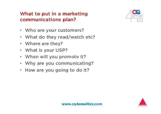 What to put in a marketingWhat to put in a marketingWhat to put in a marketingWhat to put in a marketing communications pl...
