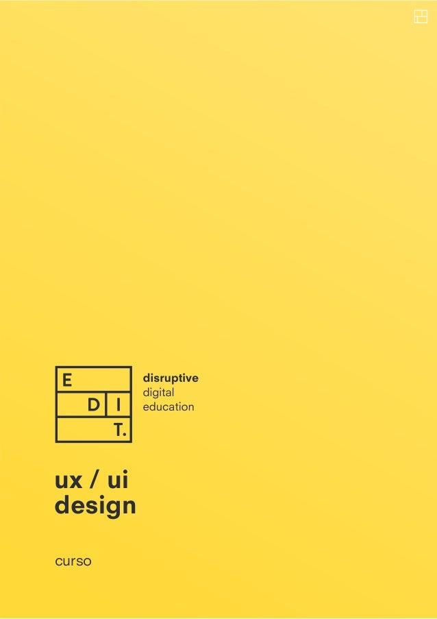 ux / ui design curso