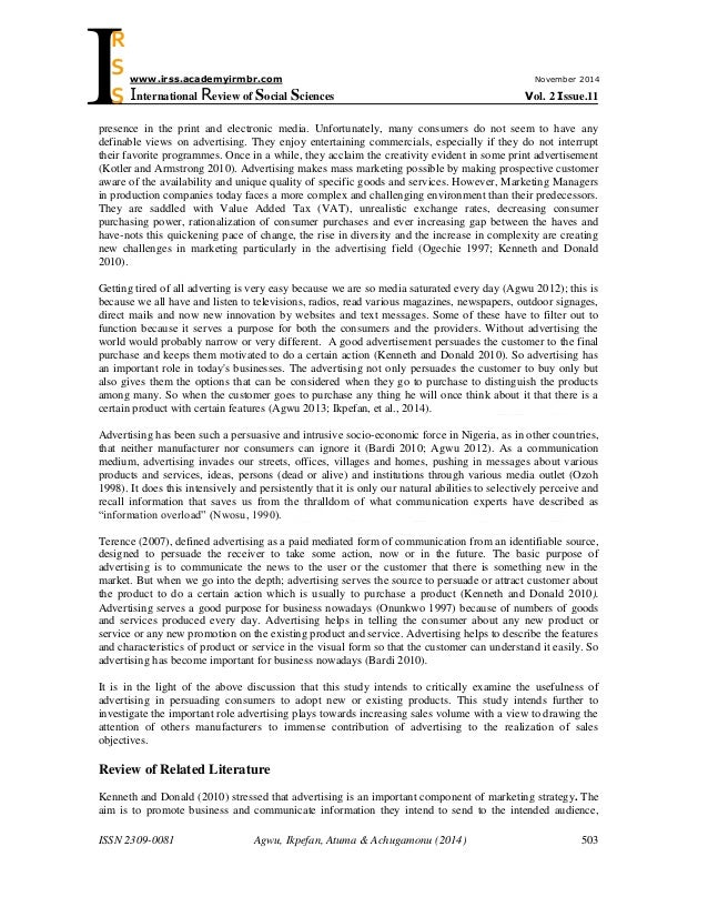 literature review on kunnu