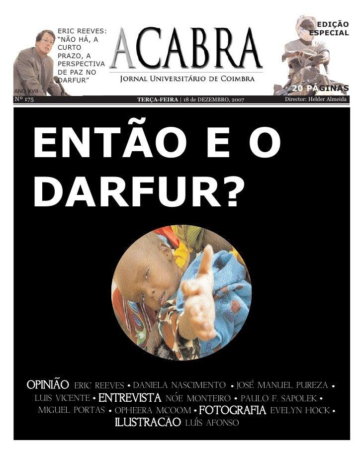 """EDIÇÃO              ERIC REEVES:                                                  ESPECIAL              """"NÃO HÁ, A        ..."""