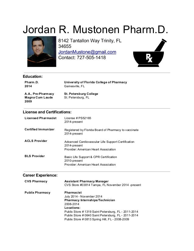 Profilejordanmustonenpharmd2016cv2