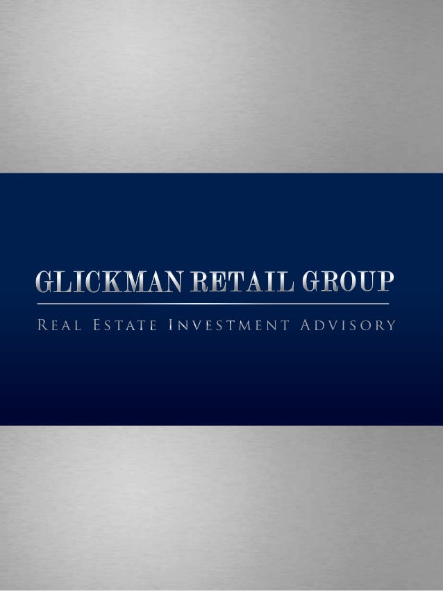 GLICKMAN   RETAIL   GROUP