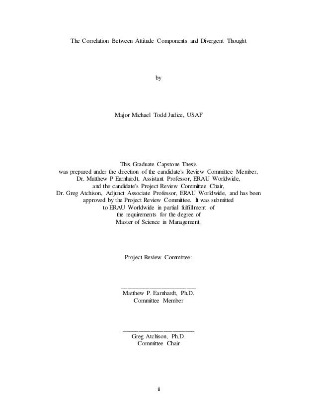 """thesis for the degree of master Example of title page for master's thesis 1"""" top margin thesis title in capital lettersthesis and double spaced if more than one line submitted by student's name."""