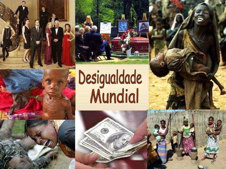 Desigualdade Mundial