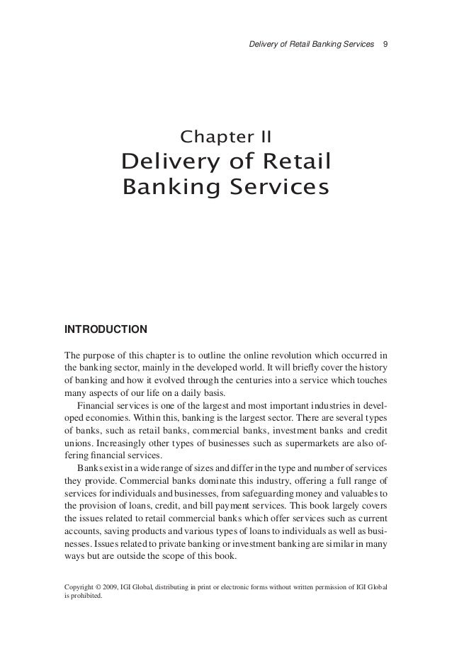 the challenges of managing corperate bank As customers get used to digital channels to manage their finance, a retail bank's  geography no longer defines its target audience and.