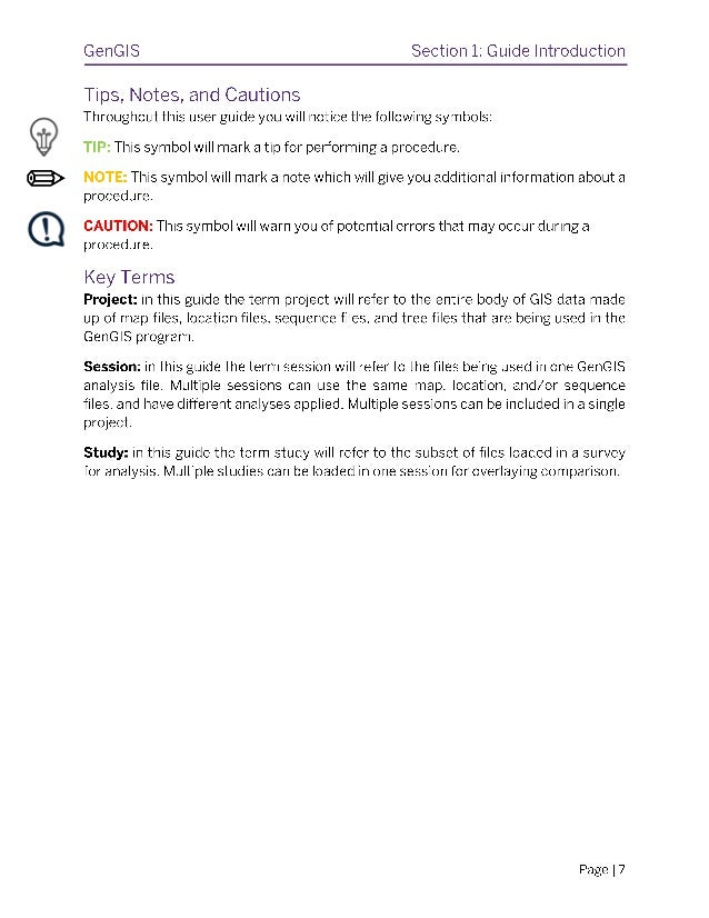 User documentation for ict essay
