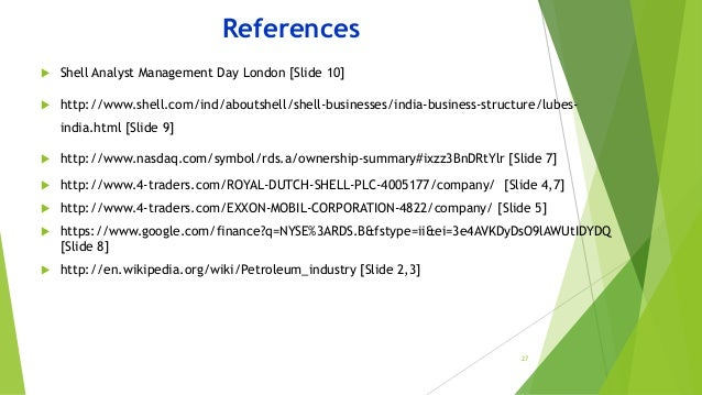 Royal Dutch Shell_Group 1_Section D