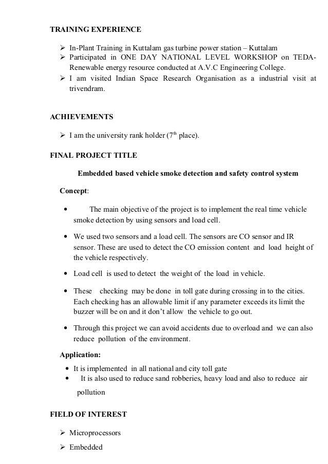 kalai resume 2