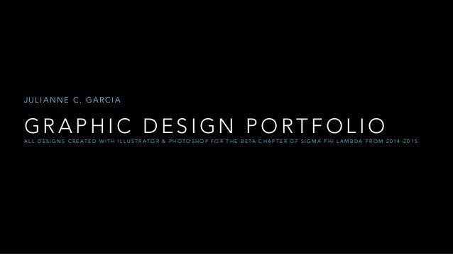 Graphic Design Portfolio Pdf - graphic design