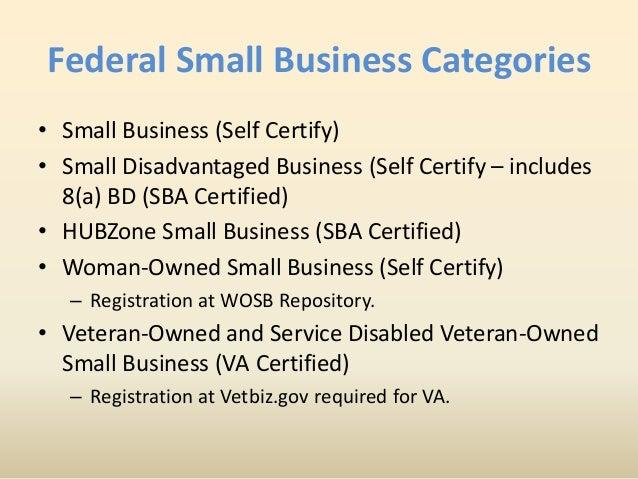 8a business development bd program application