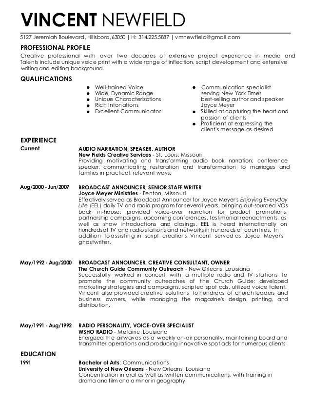 Personality In Resume Examples Vaydileforic