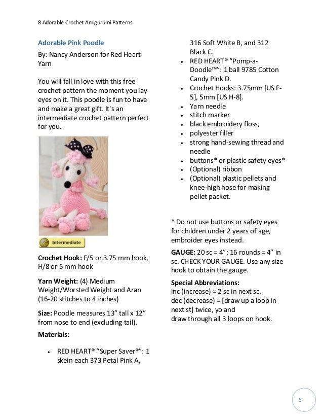 Amazon.com: Pink Little Lady Amigurumi Crochet Pattern eBook ... | 826x638